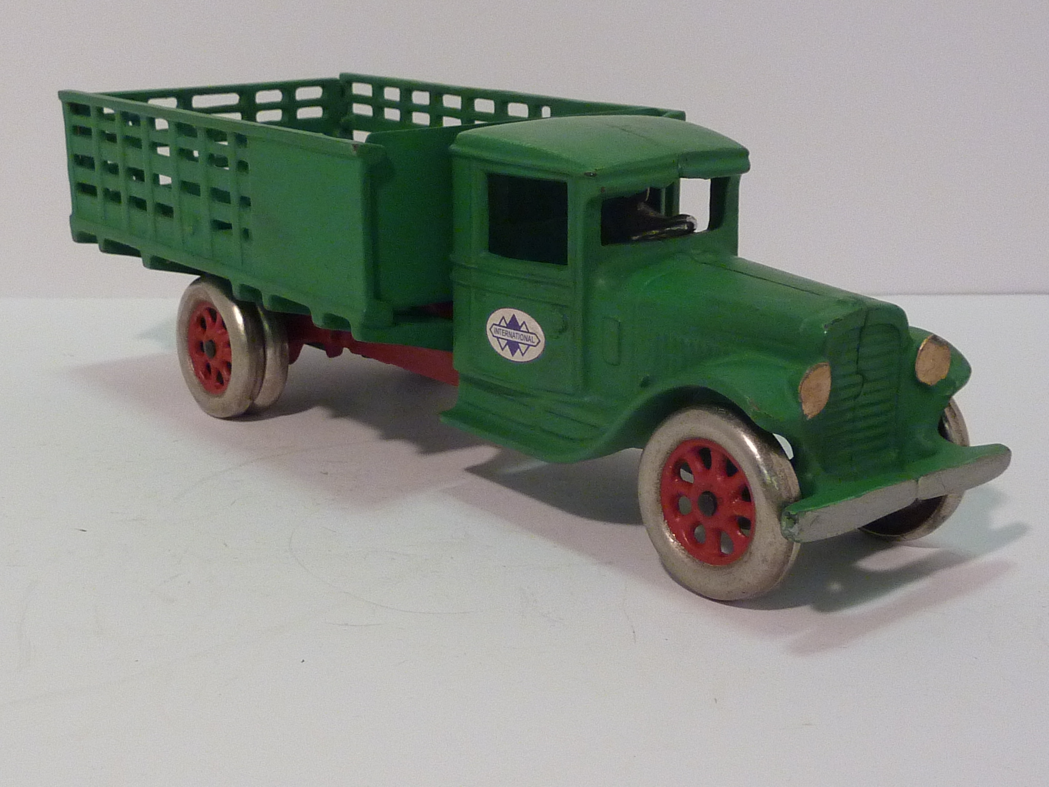 Stake Bed Toy Truck